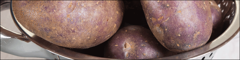 More information on Potatoes